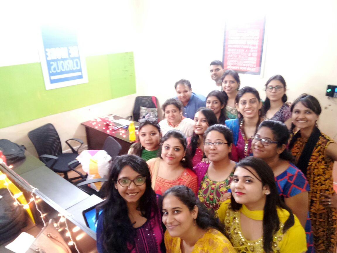 Diwali Celebration@Office